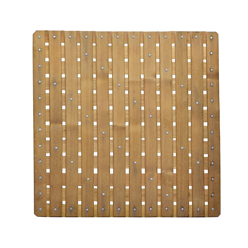 Press Grate made of Acacia Wood