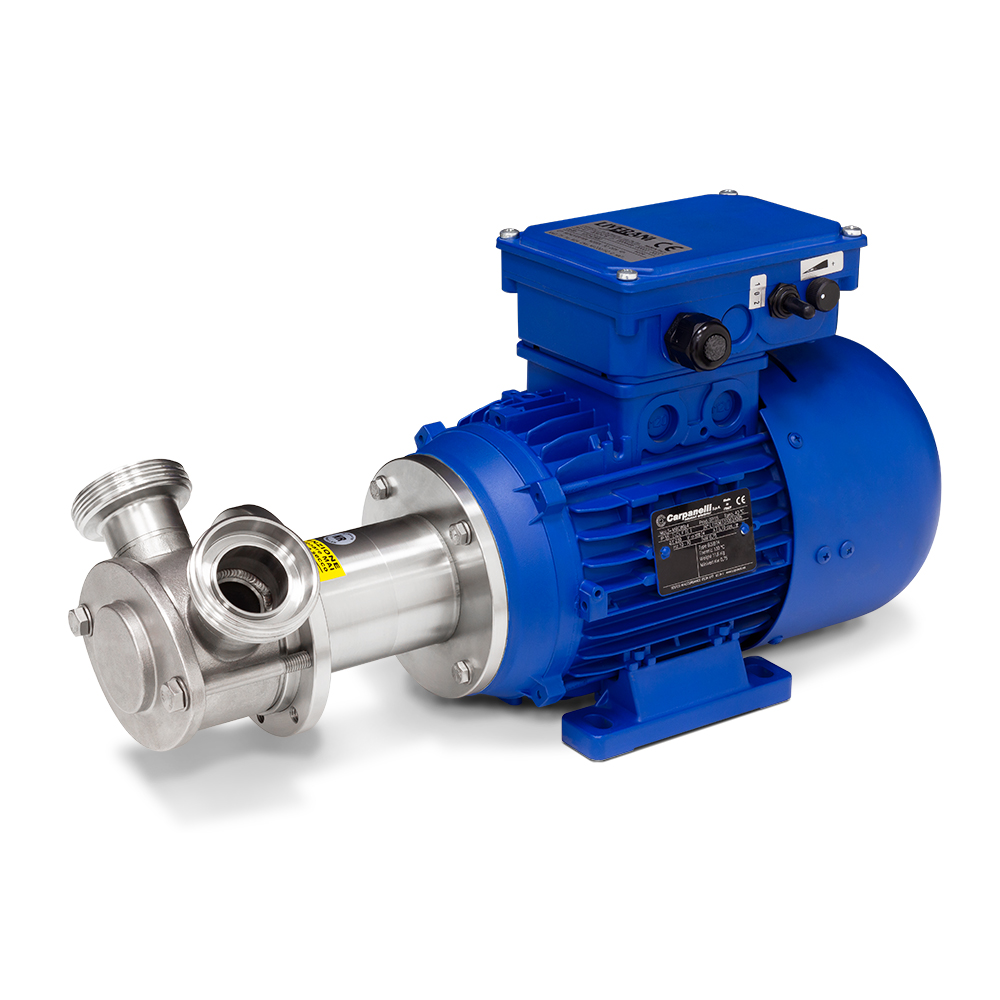 Impeller Pump EP-Midex 230V with fc