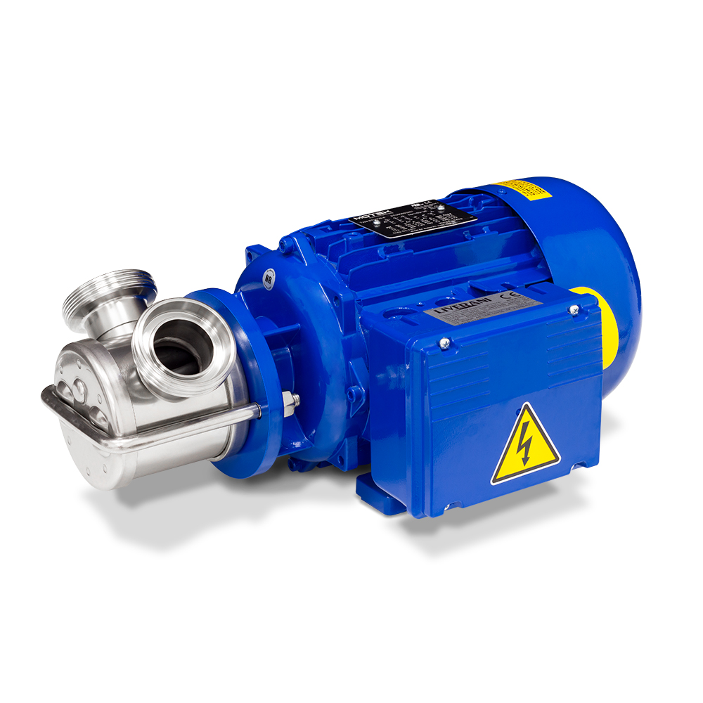 Gebhardt Impeller Pump EP-Minor